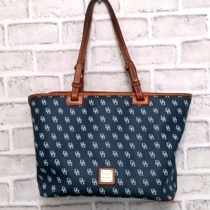 Dooney & Bourkey Monogram Handbag